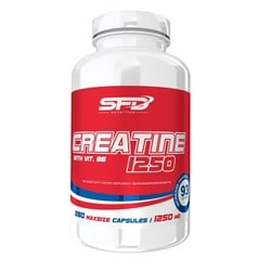 Creatine 1250 - 280maxsize caps