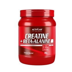 Creatine Beta Alanine - 300g