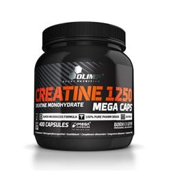 Creatine Mega Caps - 400kap