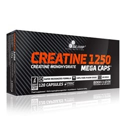 Creatine Mega Caps - 120kaps