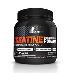 Creatine powder - 550g