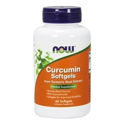 Curcumin Softgels - 60softgels