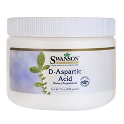 D-Aspartic Acid - 100g