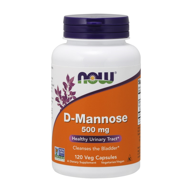 Now D-Mannose