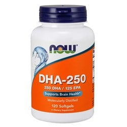 DHA-250 - 120softgels