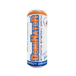 DOMINATOR STRONG ENERGY DRINK