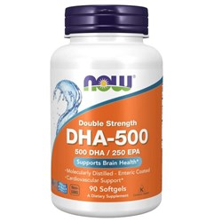 Double Strength DHA-500 - 90softgels