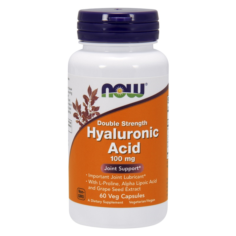 Now Double Strength Hyaluronic Acid