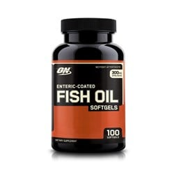 Enteric-Coated Fish Oil - 100kap