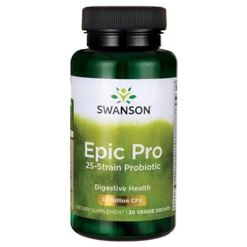 Swanson Epic Pro 25-Strain Probiotic