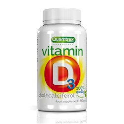 Essential Vitamin D3  - 60 caps