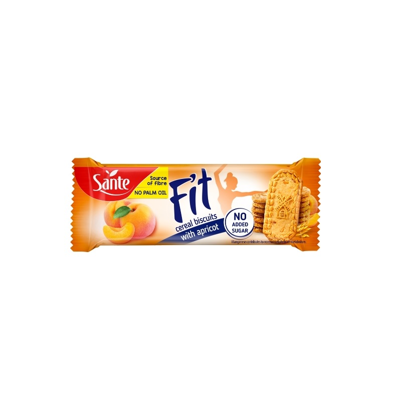 Sante Fit Cereal Biscuits