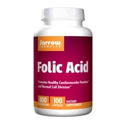 Folic Acid - 100kap