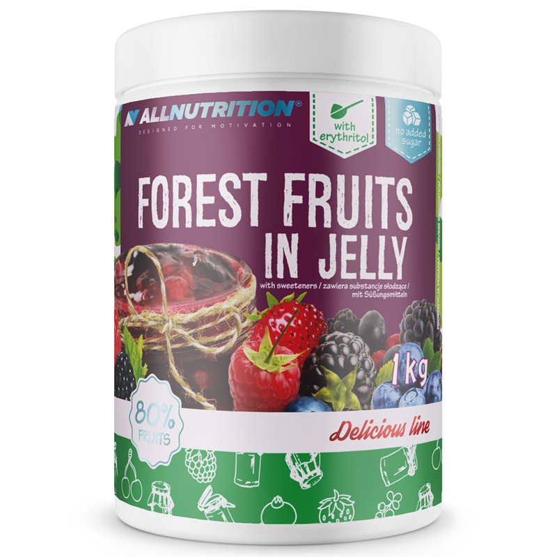 ALLNUTRITION Forest Fruits In Jelly