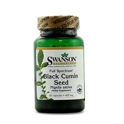 Full Spectrum Black Cumin Seed - 60kap