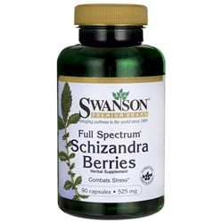 Full Spectrum Schizandra Berries - 90kap
