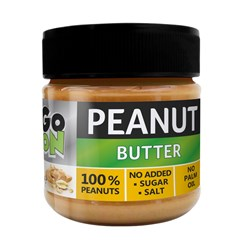 GO ON Peanut Butter Smooth - 180g