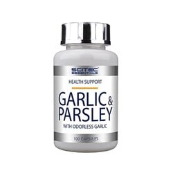 Garlic & Parsley - 100caps