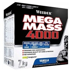 Giant Mega Mass 4000 - 7000g