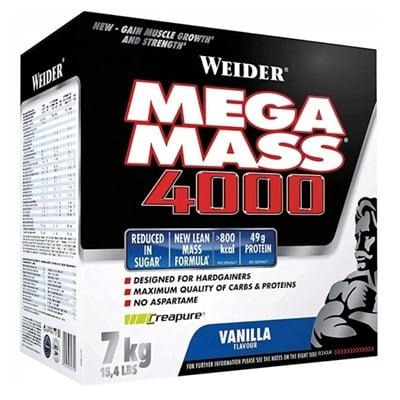 Mega mass