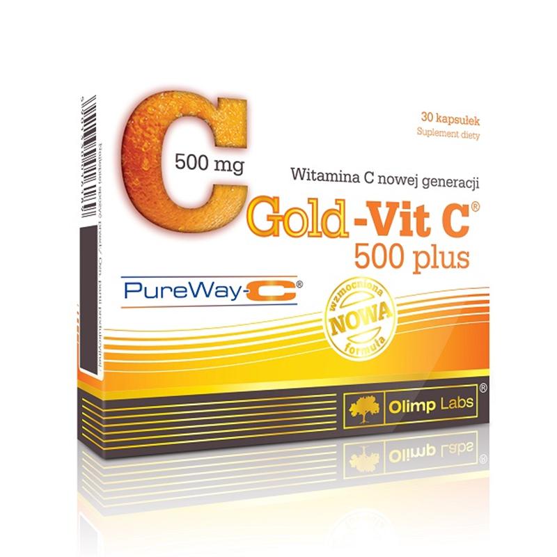 Olimp Gold-Vit C 500 plus