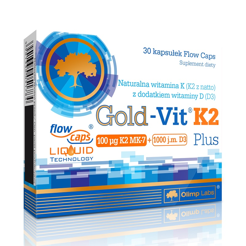Olimp Gold-Vit K2 Plus