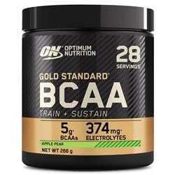 Gold Standard BCAA Train + Sustain