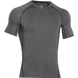 Heatgear Armour Compression SS Grey - 1szt