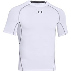 Heatgear Armour Compression SS White - 1szt