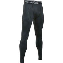 Heatgear Armour Printed Compression Legging Black - 1szt