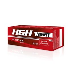 Hgh Night - 60caps