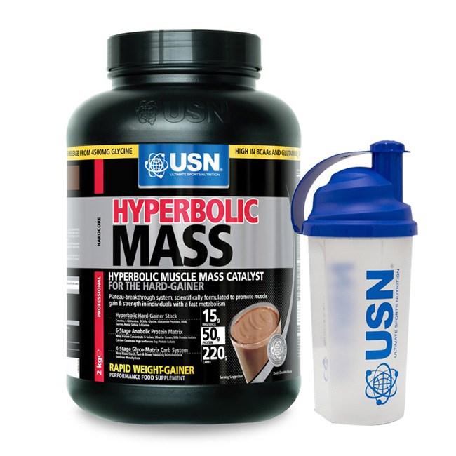 anabolic mass gainer usn
