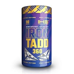 Iron TADD 360 - 90caps