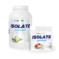 Isolate Protein + Isolate Protein