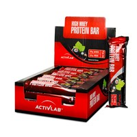 KD-Activlab High Whey Protein Bar - 01.09.2017