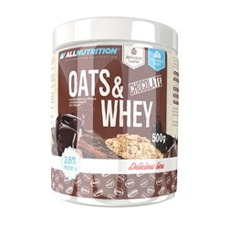 KD-Allnutrition Oats & Whey - 11.2018