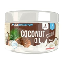 KD-Allnutriton Coconut Oil Unrefined - 05.06.2018