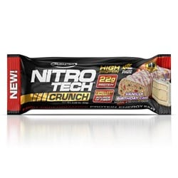 KD-Muscletech Nitro Tech Crunch Bar - 12.03.2018