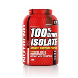 KD-Nutrend 100% Whey Isolate Protein - 08.11.2018