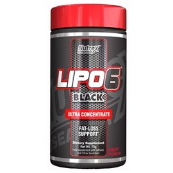 KD-Nutrex Lipo 6 Black Ultra Concentrate - 02.2018 - 70-75g