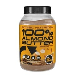 KD-Scitec 100% Almond Butter - 07.2018