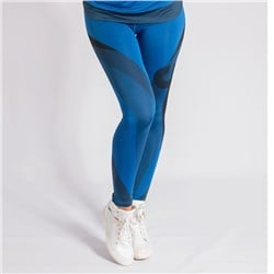 Karma Leggings Blue Balance