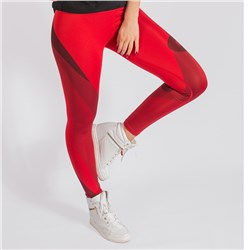 Karma Leggings Red Temptation