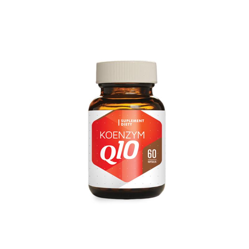 Hepatica Koenzym Q10