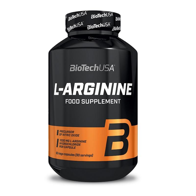 BioTechUSA L-Arginine