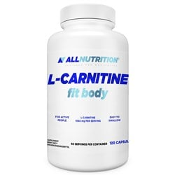 L-Carnitine Fit Body - 120caps