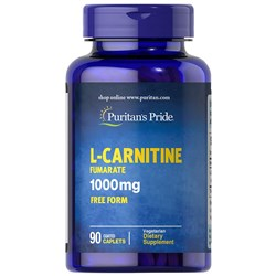 L-Carnitine Fumarate 1000 mg - 90caplets