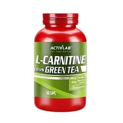 L-Carnitine + Green Tee - 60caps