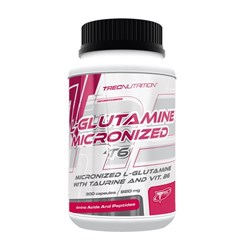 L-Glutamine micronized T6 caps