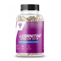 L-carnitine + Green Tea - 180caps